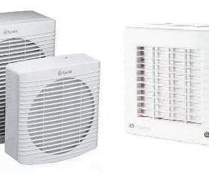 Ablak ventilátorok