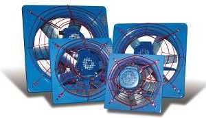 FALAX AF Axiális fali ventilátor