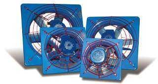 FALAX AVM fali axiál ventilátor