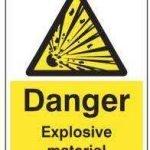 robbanásveszélyes közeg