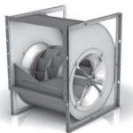 NICOTRA-GEBHARDT RDH kétoldalt szívó hátra hajó lapátozású ventilátor