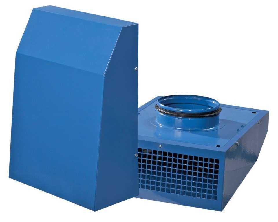 Falon kívüli centrifugál ventilátor