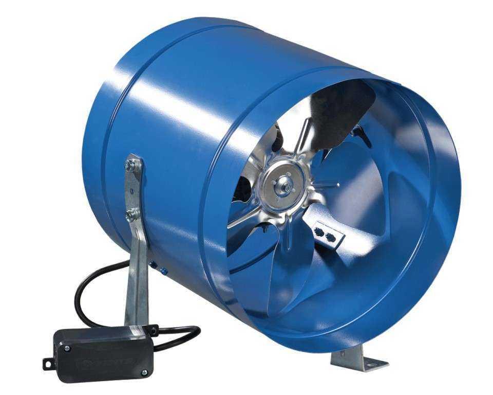 Axiál cső ventilátor