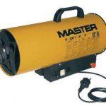 Master BLP11 gázos hőlégfúvó