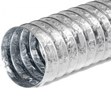 SIG Aluflex AA3 alumínium lágy flexibilis légcsatorna