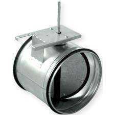 SIG AKH-M Pillangó szelep szellőzéshez légtömör motoros mozgatáshoz