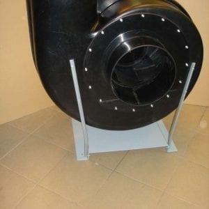 Műanyag vegyszerálló ventilátorok