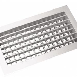 SIG AHVN-W Kétsoros alumínium fali rács