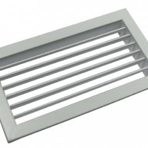SIG SHN (RAL9016) Egysoros acél fali rács