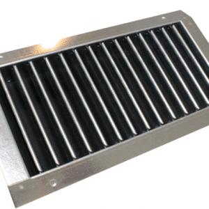 SIG SPN-V GALVA Egysoros rács SPIKO légcsatornához