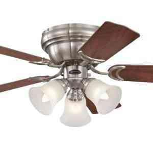csillár, mennyezet ventilátor(westinghouse contempra trio, termékkép)
