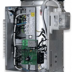 SIG CVA - MQI Elektromos előfűtő kalorifer kompakt légkezelőkhöz