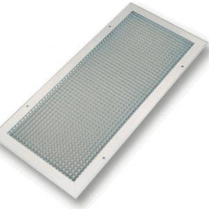 SIG ECG Fix négyzetbetétes rács
