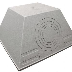 SIG PPS-P Csatlakozó dobozok (PS-)VWR-3X(F)(V) és (PS-)APW típusú rácsokhoz