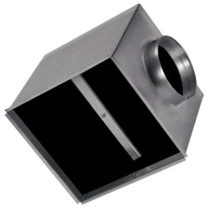 SIG REF ISO Szigetelt csatlakozó doboz APW-4 és PS/APW-4-hez
