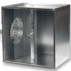 SIG VWR-P Csatlakozó dobozok (PS-)VWR-3(F)(V)X típusú rácsokhoz