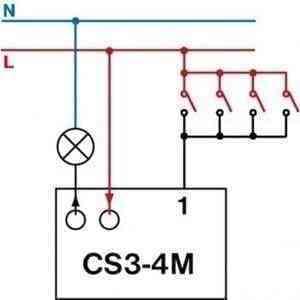 DALAP Kiegészítő elektronika(cs3-4m, villamosbekötés)