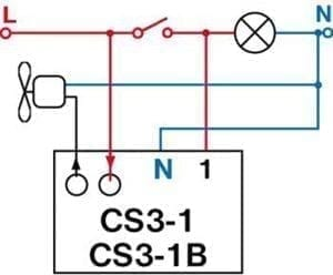 DALAP Kiegészítő elektronika(cs3-b1, villamosbekötés)