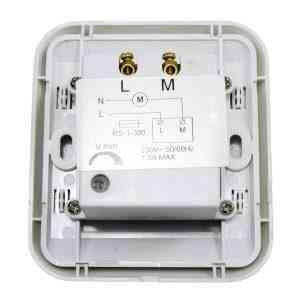 DALAP Kiegészítő elektronika(rs-1-300, villamosbekötés)