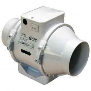 csőventilátor(turbine ap, termékkép)