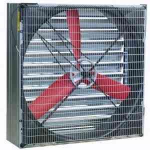 csarnok szellőztető ventilátor(multifan130 zsaluval, termékkép)