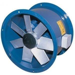 Csőventilátor(axiál, termékkép)