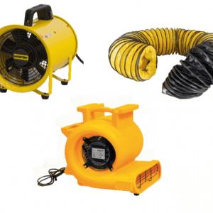 Mobil ventilátorok