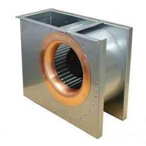 Robbanásbiztos csőventilátor(systemair dk ex, termékkép)