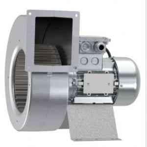 Robbanásbiztos csőventilátor(systemair ex, termékkép)