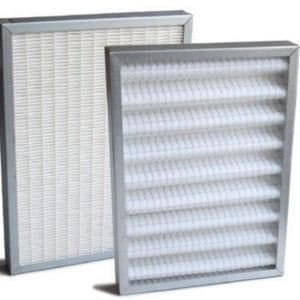 aereco hővisszanyerős szellőztető(szűrő szett, termékkép)