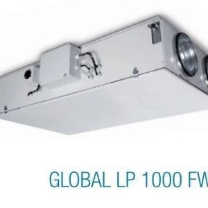 aereco hővisszanyerős szellőztető(global lp 1000 fw, termékkép)