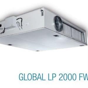 aereco hővisszanyerős szellőztető(global lp 2000 fw, termékkép)