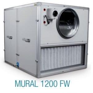 aereco hővisszanyerős szellőztető(mural 1200 fw, termékkép)