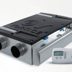 hővisszanyerős szellőztető (vortice phantom bp, termékkép)