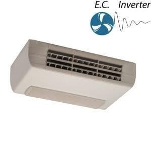 FXE-HB alsó beszívású 2 csöves berendezések EC motorral