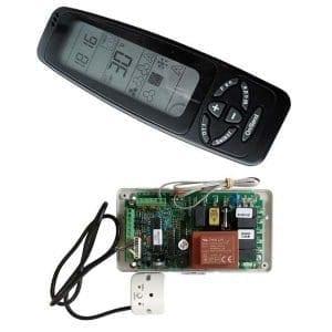 TL 21 fan-coil infra programozható termosztát (termékkép)