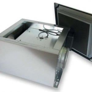 SIG BFA Hangszigetelt házas csőventilátor