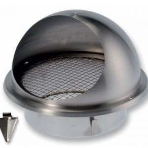 SIG BLR-E-RL Rozsdamentes acél kültéri esővédő rács
