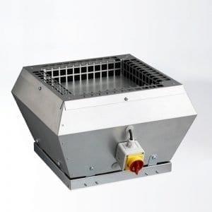 AERECO VTZ EC-motoros tetőventilátor