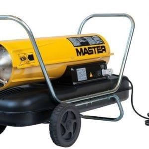 master b100 gázolajos hőlégfúvó