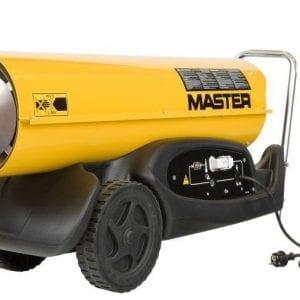 master b180 gázolajos hőlégfúvó