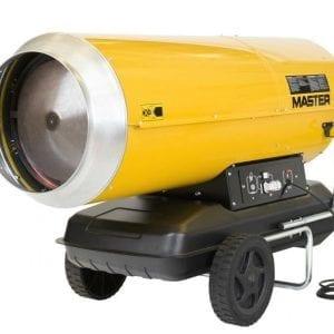 master b230 gázolajos hőlégfúvó