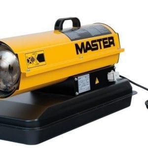 master b35 gázolajos hőlégfúvó