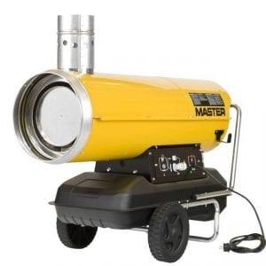 master bv110 gázolajos hőlégfúvó