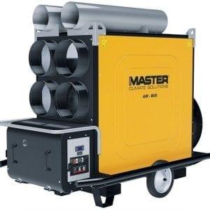 master bv471fs gázolajos hőlégfúvó