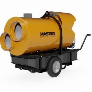 master bv500-13cr gázolajos hőlégfúvó műszaki paraméterek