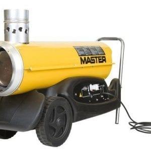 master bv77 gázolajos hőlégfúvó