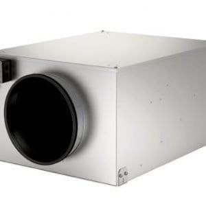 Systemair KVK SLIM Hangcsillapított csőventilátor